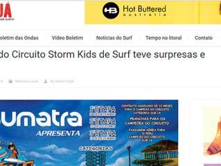 Materia publicada Surjá.com.br