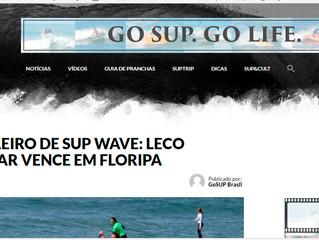 Matéria publicada gosupbrasil.com.br