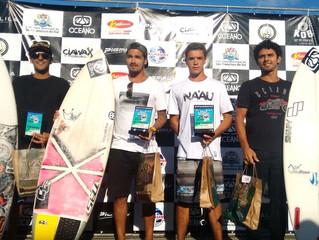 Surf Talentos Circuito estreia na Prainha