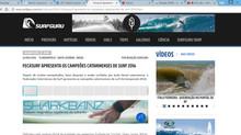 Campeões Catarinenses de surf 2016
