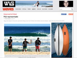 Hang Loose Surf Attack - materia