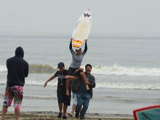 Matéria que saiu no site SURF GURU nacional -Circuito Catarinense Oceano Surf Talentos --aqui em Bal