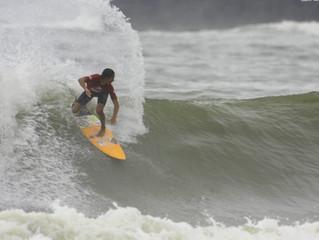 Altas Ondas e muito surfe na primeira etapa do circuito Mormaii apresenta Surfuturo Groms 2015
