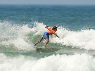 Materia publicada na Waves - Molecada invade o Santinho