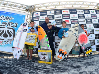 Recorde de inscritos no Surf Talentos