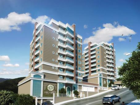 Apartamento alto padrão no Bairro São Francisco em Camboriú