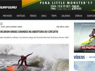 Circuito Mormaii Futuro 2017 em Itajaí