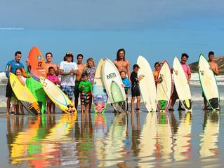 O CIRCUITO SURF TALENTOS OCEANO 2016 APOSTA NO FUTURO DO SURFE CATARINENSE