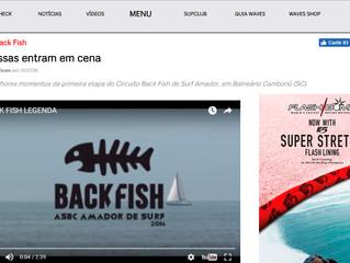 Matéria publicada da ASBC Waves no waves.terra.com.br