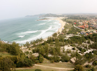 Garopaba recebe Circuito Surf Talentos Oceano no fim de semana