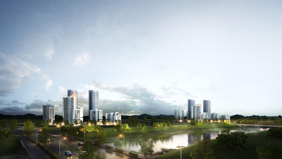 2018 / 09 / 행정중심복합도시 4-2생활권 M1,M4구역 기술제안