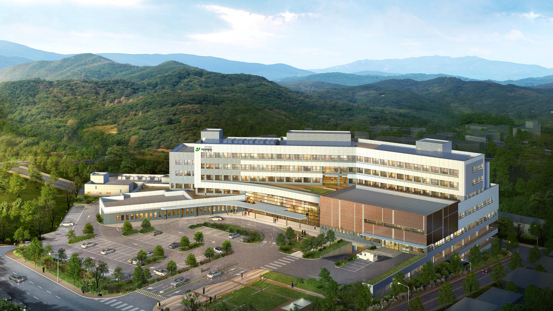 2015 / 04 / 경기도의료원 이천병원 신축 임대형 민간투자사업 [당선]
