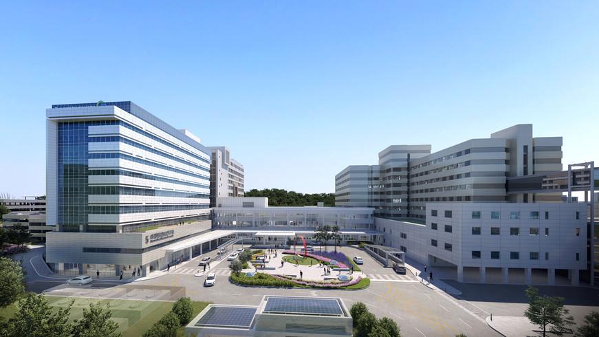 2019 / 12 / 충북대학교병원 의생명진료연구동 건립공사 기술제안 [당선]