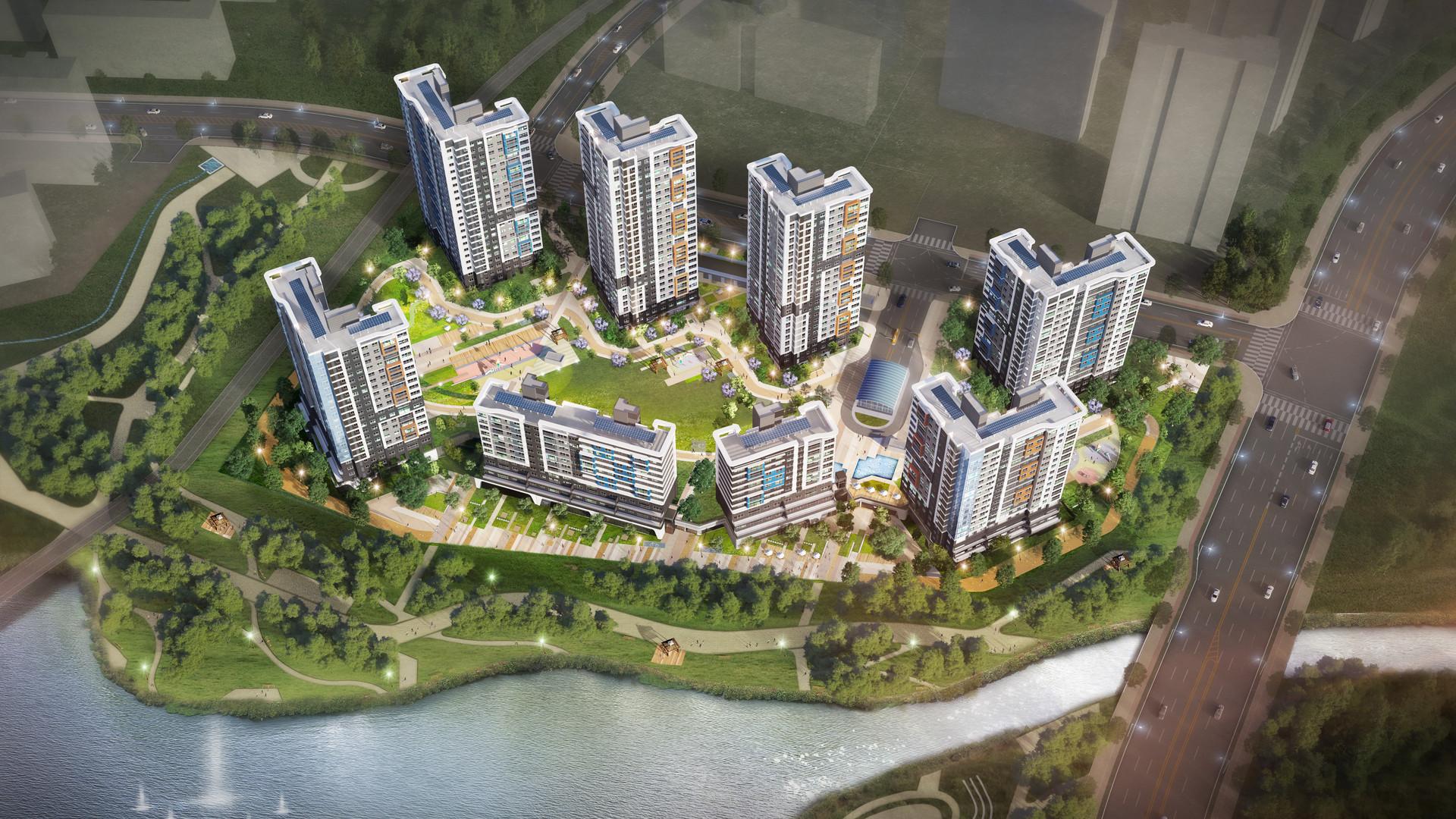 2018 / 01 / 위례지구 A1-16BL 공동주택 기본 및 실시설계