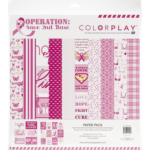 COLOR PLAY Operation 2nd Base