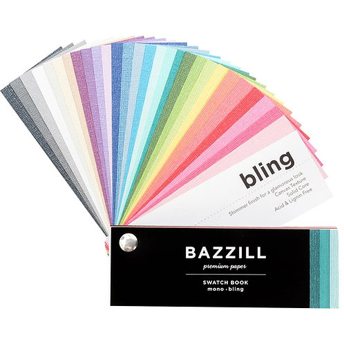 BAZZILL BLING Greens & Blues