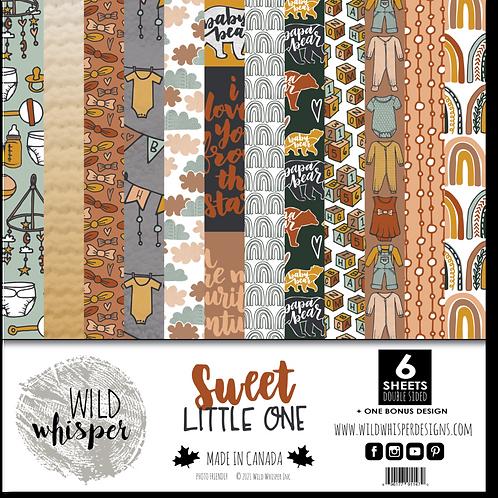 WILD WHISPER Paper Pack - Sweet Little One