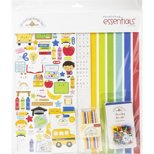 DOODLEBUG School Days Essential Kit