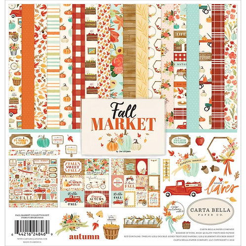 CARTA BELLA Fall Market