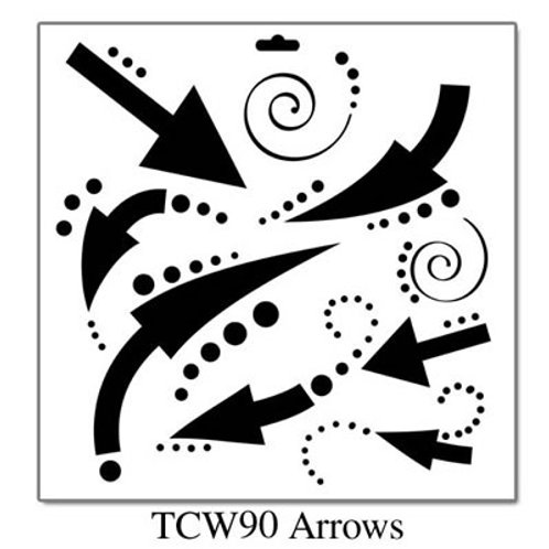 TCW 12x12 Stencil