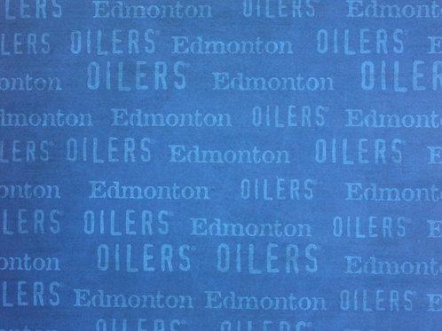 Edmontin Oilers -NHL 12x12 Paper