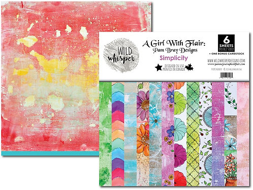 WILD WHISPER Paper Pack - Simplicity