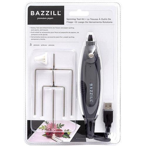 BAZZILL USB Spinning Tool