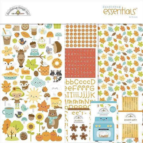 DOODLEBUG Pumpkin Spice Essentials Kit