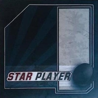 PAPER HOUSE Star Player Hockey