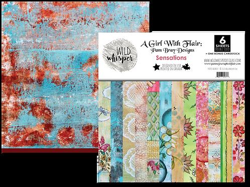 WILD WHISPER Paper Pack - Sensations