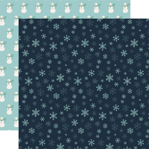 CARTA BELLA Snow Much Fun - Snowflakes