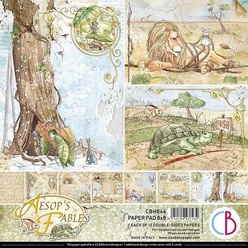 CIAO BELLA 8x8 - Aesop's Fables