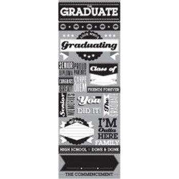 REMINISCE Sticker - The Graduate