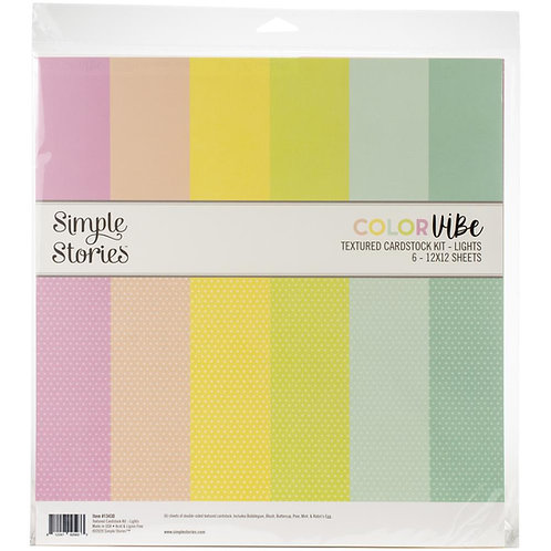 SIMPLE STORIES Color Vibe - Lights