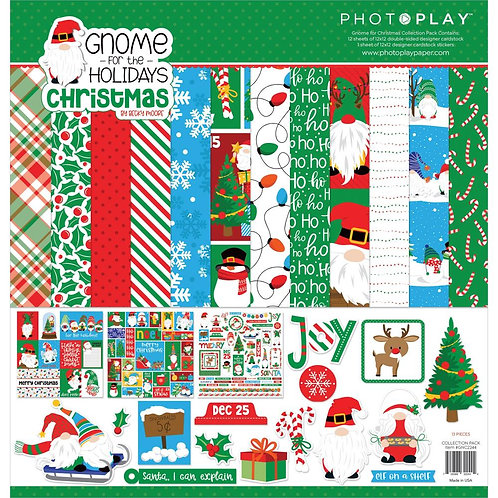 PHOTO PLAY Gnome for the Holidays Christmas (2020)