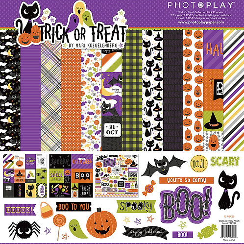 PHOTO PLAY Trick or Treat