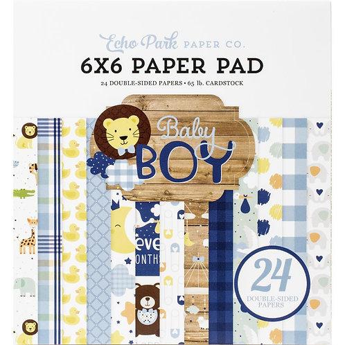 ECHO PARK 6x6 Baby Boy(2020)