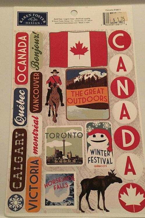 KAREN FOSTER Canada