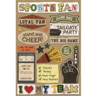 KAREN FOSTER Sports Fan