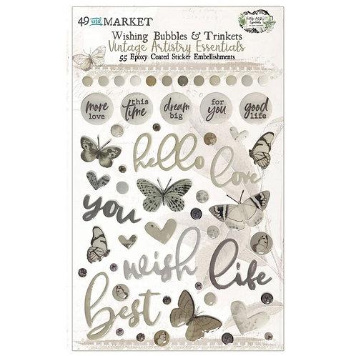 49 & MARKET - Essential Wishing Bubbles & Trinkets
