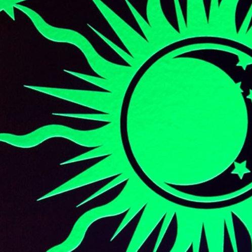 SISER Glow in the Dark 12x12