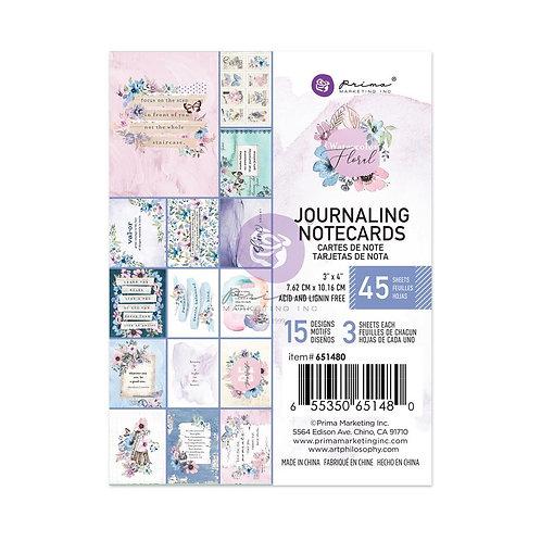 PRIMA MARKETING 3x4 Journalin Cards