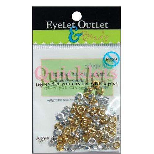 EYELET OUTLET Quicklets