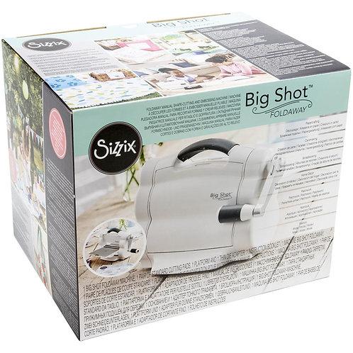 Big Shot FoldAway - SIZZIX