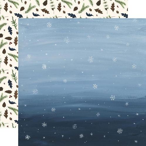 ECHP PARK Warm & Cozy - Snowy Sky