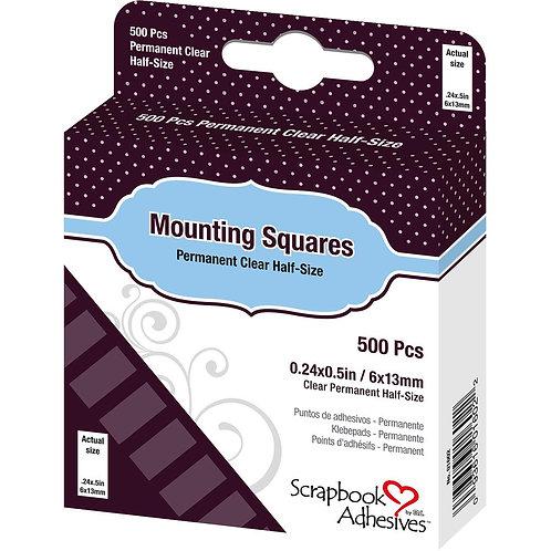 3L Mounting Squares 500 pcs.