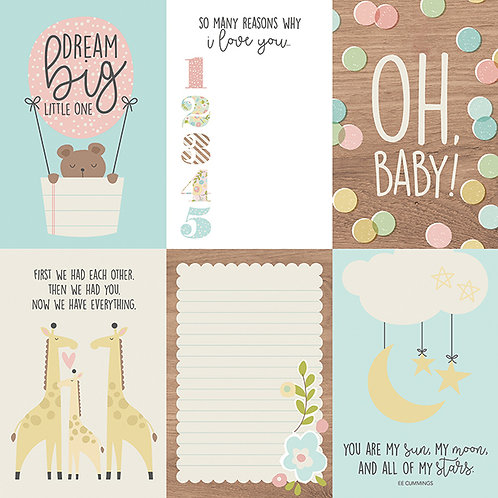 Vertical Elements (SIMPLE STORIES-Oh Baby)