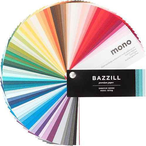 BAZZILL Cardstock - Scrap Attic Colour Match (15/pkg)