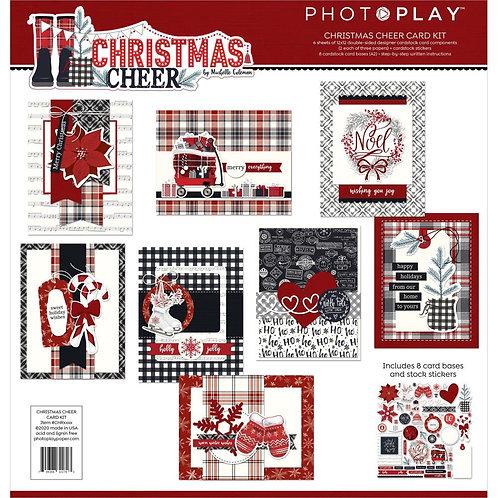 PHOTO PLAY - Christmas Cheer Card Kit