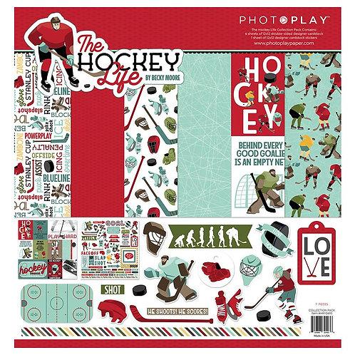 PHOTO PLAY The Hockey Life